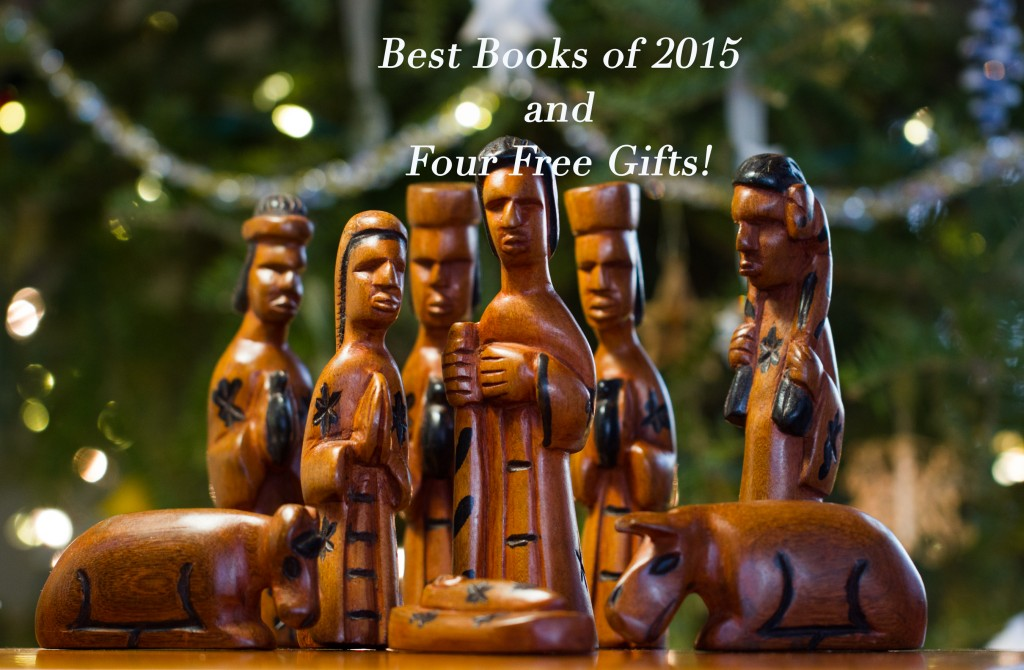 Best Books from 2015 and Free Gifts!