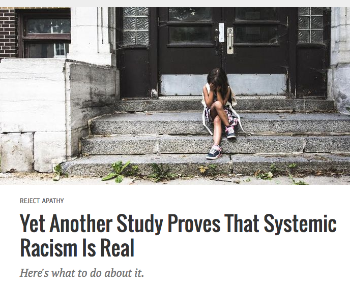Systemic Racism Is Real: Here's What You Can Do about It